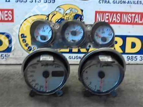 Compteur de vitesse 156 (932_) 1.6 16V T.SPARK (932.A4, 932.A4100) (120 hp) [1997-2005]  5966017