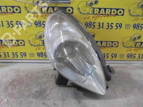 89300200 | Lyskaster høyre XSARA PICASSO (N68) 2.0 HDi (90 hp) [1999-2011] RHY (DW10TD) 5981648