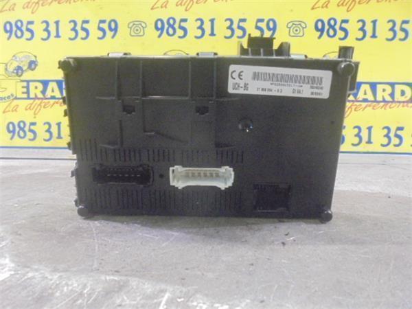 Renault Clio Fuse Box 2002