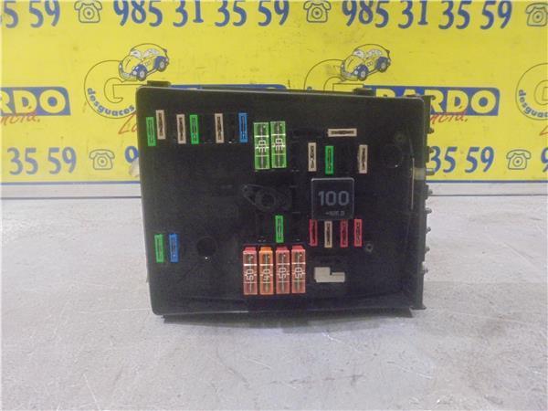 Fuse Box Seat Leon Battery Fuse Box on