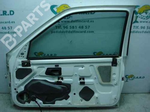 Porta Frt. Dir. 9004L8 PEUGEOT, 306 Hatchback (7A, 7C, N3, N5) 1.9 D(3 portas) (69hp) XUD9, 1993-1994-1995-1996-1997-1998-1999 165846