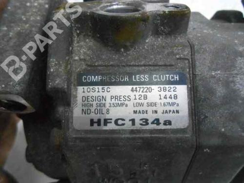 Compressor A/C CHRYSLER PT CRUISER (PT_) 2.0 10S15C 4472203822 213812