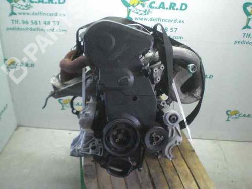 ADR   196185   Motor A4 (8D2, B5) 1.8 (125 hp) [1994-2000] ADR 22075