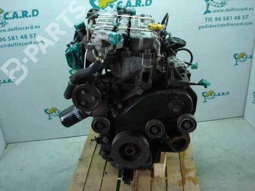 Motor CHRYSLER VOYAGER / GRAND VOYAGER III (GS) 2.5 TD VM36B | 08038 | VM36B | 12842708