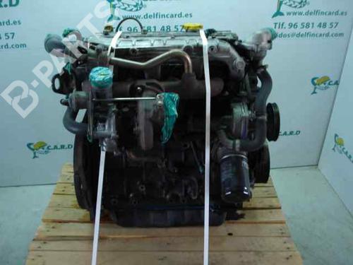 Motor CHRYSLER VOYAGER / GRAND VOYAGER III (GS) 2.5 TD VM36B | 08038 | VM36B | 12842711