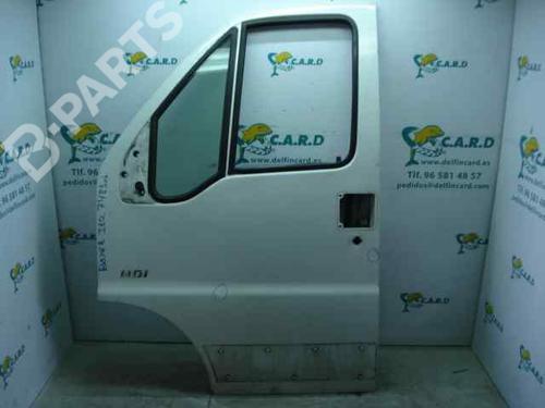 Porta Frt. Esq. TOCADA   PEUGEOT, BOXER Box (244) 2.8 HDi(4 portas) (128hp) 8140.43S (F28DTCR), 2002-2003-2004-2005-2006-2007-2008-2009-2010-2011-2012-2013-2014-2015-2016-2017-2018-2019 6595924
