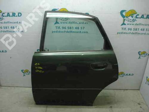 Tür links hinten A4 (8D2, B5) 1.9 TDI (90 hp) [1995-2000] AHU 21191