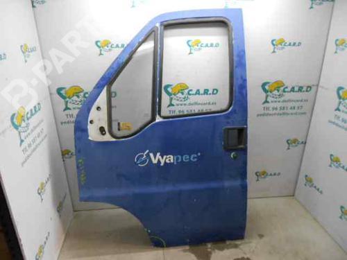 Porta Frt. Esq. TOCADO   PEUGEOT, BOXER Box (230L) 1.9 D(4 portas) (69hp) D9B (XUD9AU), 1994-1995-1996-1997-1998-1999-2000-2001-2002 6595928