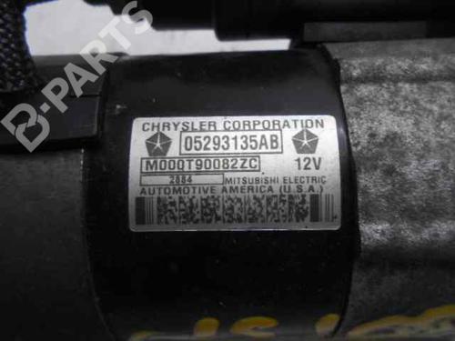 Motor de arranque CHRYSLER PT CRUISER (PT_) 1.6 M000T90082ZC | 05293135AB | MITSUBISHI | 6628718