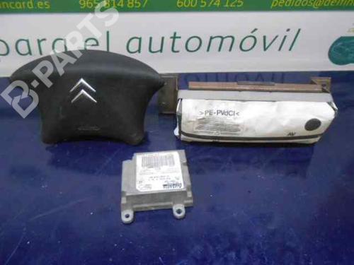 Kollisonspute sett XSARA PICASSO (N68) 1.6 HDi (90 hp) [2005-2011] 9HX (DV6ATED4) 602437