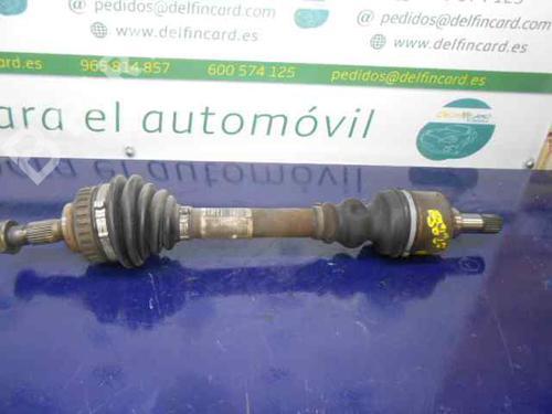 32727S   Drivksel foran venstre XSARA PICASSO (N68) 2.0 HDi (90 hp) [1999-2011]  602596
