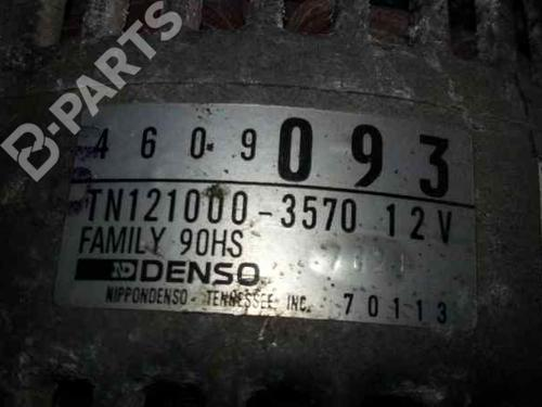 Alternador CHRYSLER VISION 3.5 TSi TN1210003570   DENSO   12845540