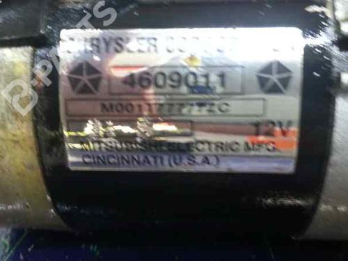 Motor de arranque CHRYSLER VISION 3.5 TSi 4609011 | MITSUBISHI | 6628700