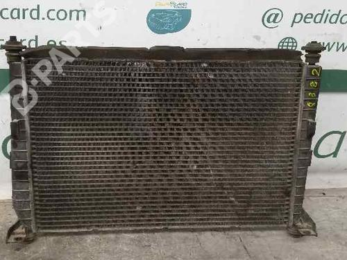 97BW8054AD | Radiador agua MONDEO II (BAP) 1.8 i (115 hp) [1996-2000] RKF 123998
