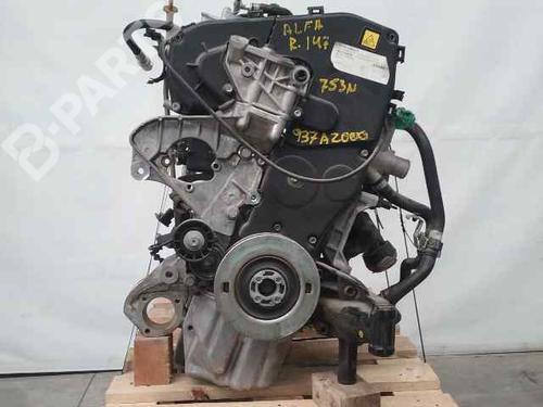 937A2000   3875544   Moteur 147 (937_) 1.9 JTD (937.AXD1A, 937.BXD1A) (115 hp) [2001-2010] 937 A2.000 1151278