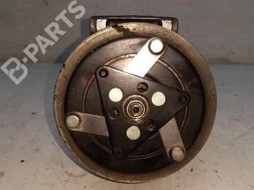 SD6V12 | 9671453780 | SANDEN   1926 | Compressor A/C 206+ (2L_, 2M_) 1.4 HDi eco 70 (68 hp) [2009-2013] 8HR (DV4C) 1435497