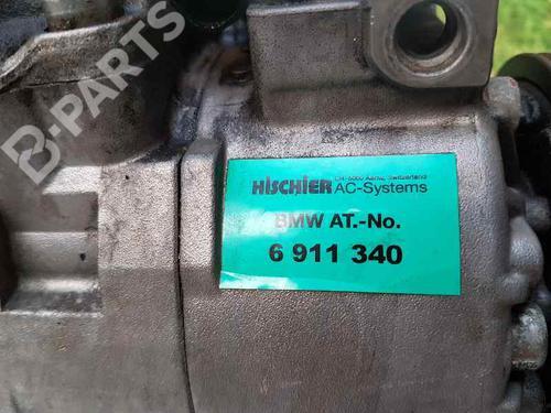 AC Kompressor BMW 5 (E39) 523 i 6911340 | HISCHIER | 13024785