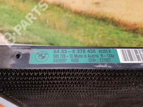 AC Kondensor BMW 5 (E39) 523 i 64538378438   13024789