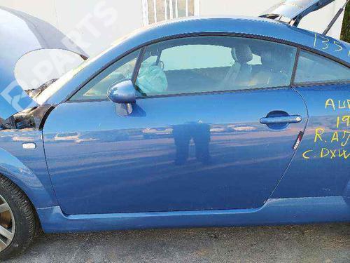 Tür links vorne TT (8N3) 1.8 T (180 hp) [1998-2006] AJQ 8327030