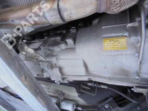 HES | 4536333 | 6 VEL | Caixa velocidades manual 1 (E87) 120 d (163 hp) [2004-2011] M47 D20 (204D4) 1857643