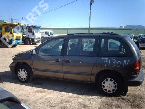 CHRYSLER VOYAGER / GRAND VOYAGER III (GS) 2.5 TD(5 portas) (116hp) 1995-1996-1997-1998-1999-2000-2001 29563659