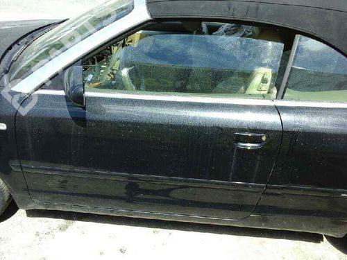 Tür links vorne A4 Convertible (8H7, B6, 8HE, B7) 1.8 T (163 hp) [2002-2009] BFB 6074825