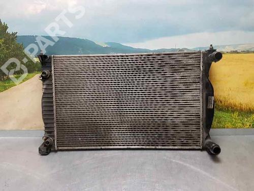 8E0121251L | CALSONIC KANSEI | Radiador agua A4 (8E2, B6) 1.9 TDI (130 hp) [2000-2004] AVF 4682975