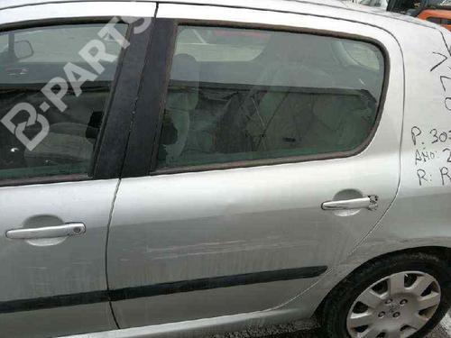 ROZADA | Porta trás esquerda 307 (3A/C) 2.0 HDi 110 (107 hp) [2000-2007] RHS (DW10ATED) 6888586