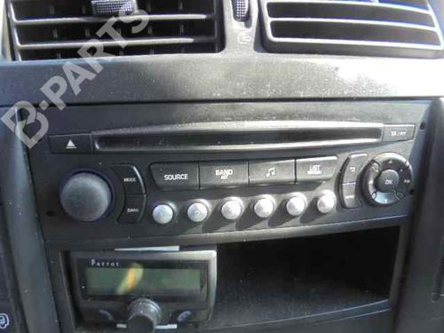 98032839XT | A2C31370301 | CONTINENTAL | Auto-radio EXPERT Van (VF3A_, VF3U_, VF3X_) 2.0 HDi 130 (128 hp) [2011-2021] AHZ (DW10CD) 1436489