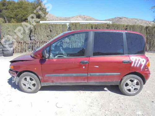 FIAT MULTIPLA (186_) 1.9 JTD 110 (110 hp) [2001-2002] 37039329