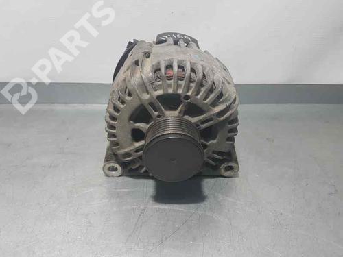 9646321780   TG15C053   VALEO   Generator 207 (WA_, WC_) 1.6 HDi (90 hp) [2006-2013] 9HX (DV6ATED4) 5219155