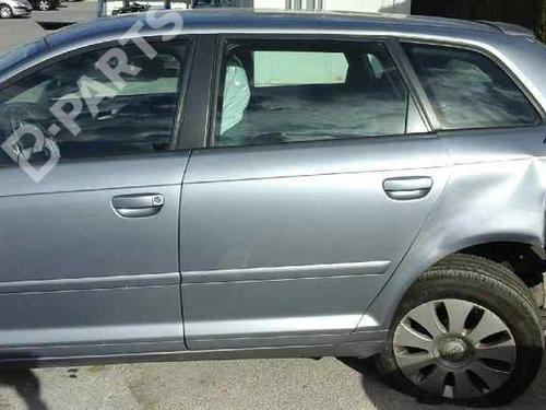 ROZADA | Tür links hinten A3 Sportback (8PA) 1.9 TDI (105 hp) [2004-2010] BXE 2826253
