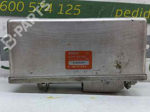 0265100056 | 4A0907379A | BOSCH | Øvrige styreenhet 80 (8C2, B4) 1.9 TDI (90 hp) [1991-1994] 1Z 186215