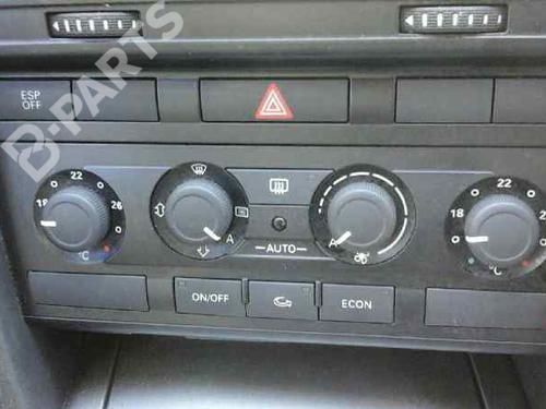AC-Styringsenhed/Manøvreenhed A6 Allroad (4FH, C6) 2.7 TDI quattro (180 hp) [2006-2008] BPP 5411763