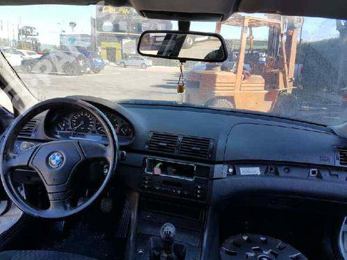 C/ PRETENSORES | Airbag sæt 3 (E46) 318 i (118 hp) [1997-2001]  6776234