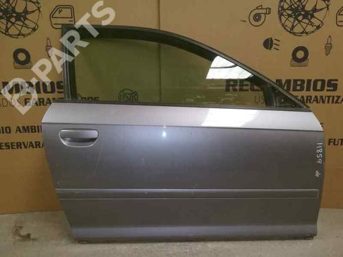 Tür rechts vorne A3 (8P1) 1.9 TDI (105 hp) [2003-2010] BLS 4727941