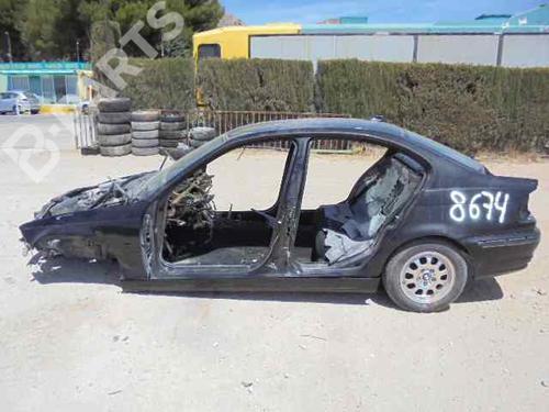 BMW 3 (E46) 316 i (105 hp) [1998-2002] 39294084