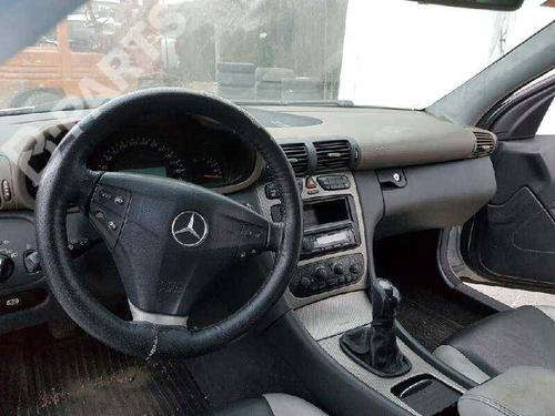 C/ SALPICADERO Y PRETENSORES | Kit airbags C-CLASS Coupe (CL203) C 200 CDI (203.707) (122 hp) [2003-2008] OM 646.962 6806595