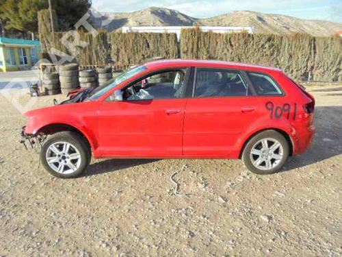 AUDI A3 Sportback (8PA) 1.6 TDI (105 hp) [2009-2013] 38035432