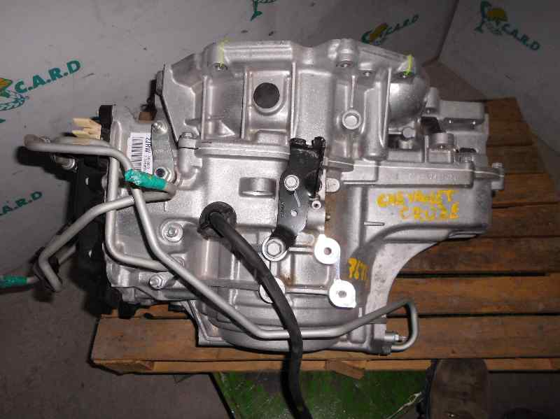 Automatic Gearbox Chevrolet Cruze J300 2 0 Cdi 2jrw B Parts