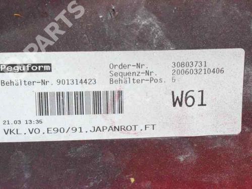 Pára-choques frente BMW 3 (E90) 320 d 901314423 | ROJO | 20060206