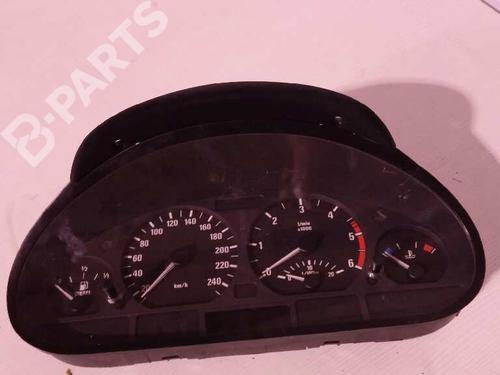 Kombinert Instrument BMW 3 (E46) 330 d 62116911288 2406802