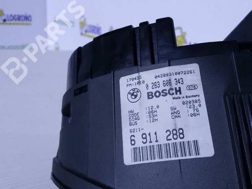 Kombinert Instrument BMW 3 (E46) 330 d 62116911288 2406805