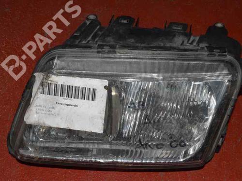 Left Headlight  AUDI, A3 (8L1) 1.8 T (150hp), 1996-1997-1998-1999-2000-2001-2002-2003 12717467