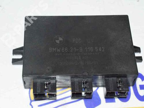 Elektronik Modul BMW X3 (E83) 2.0 sd 9116542 6037107