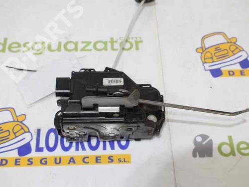 Front Left Lock AUDI A4 (8E2, B6) 1.9 TDI 4B1837015G 12717646