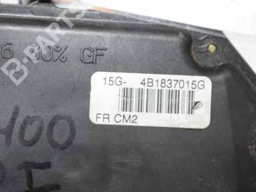 Front Left Lock AUDI A4 (8E2, B6) 1.9 TDI 4B1837015G 12717643