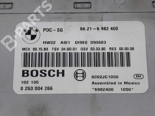Módulo eletrónico BMW 1 (E87) 120 d 66216982400 13783609