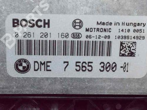 Motorstyringsenhet BMW Z4 Roadster (E85) 2.0 i  2384822