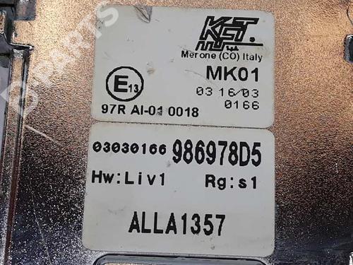 Elektronik Modul BMW Z4 Roadster (E85) 2.5 i 986978D5 6037037